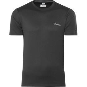 Columbia Zero Rules SS Shirt Men black